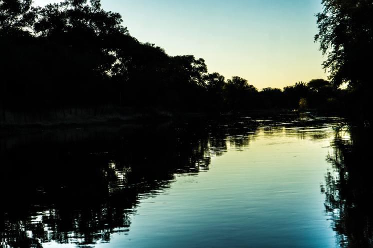 The Thamalakane River