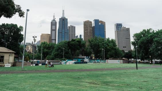 Alexandra Gardens City View